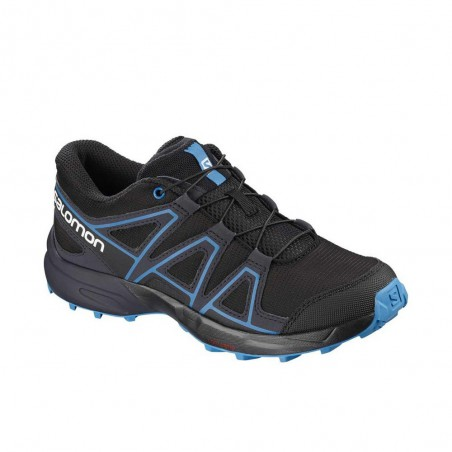 Scarpa da Trail Running Salomon Speedcross J Junior Blu