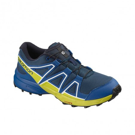 Scarpa da Trail Running Salomon Speedcross J Junior Bliu