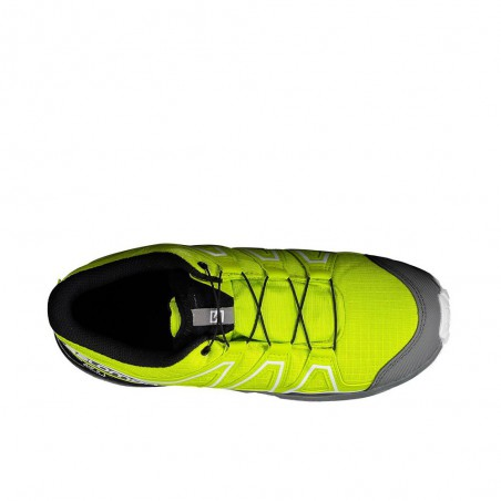 Scarpa da Trail Running Salomon Speedcross CSWP J Junior Giallo