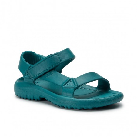 Sandalo Teva Hurricane Drift Junior 1102483 Deep Lake Verde Azzurro