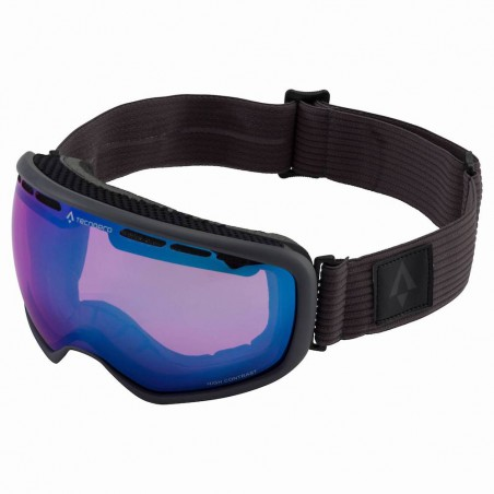Maschera da Sci Tecnopro Ten-nine High Contrast Adulto Grey Dark