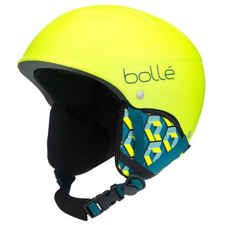 Casco da Sci Bollè B-Free Junior Neon Yellow