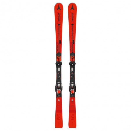 Sci Usato Atomic Redster S9 2020 Adulto Rosso