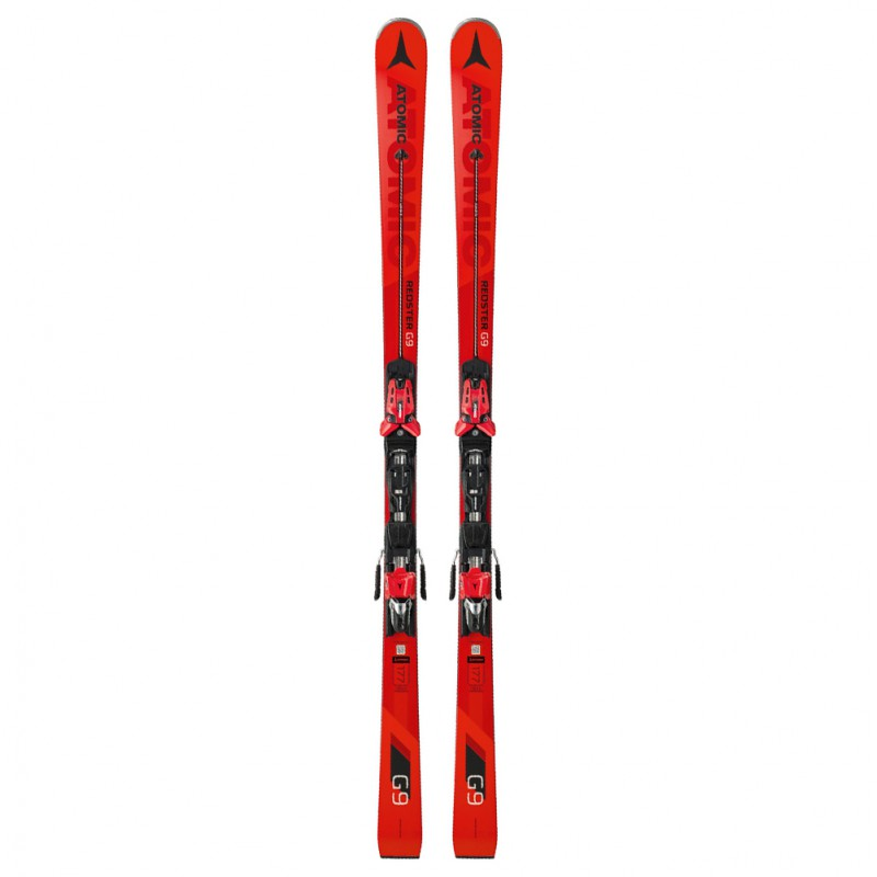 Sci Usato Atomic Redster G9 2020 Adulto Rosso