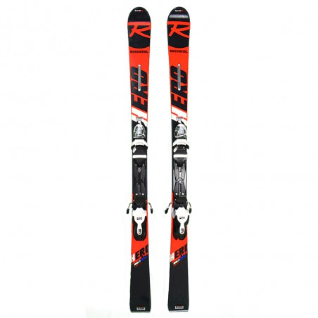 Sci Usato Rossignol Hero Multi Event 2020 junior Arancione-Nero