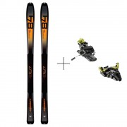 Completo Sci Alpinismo Usato Dynafit Speedfit 84 + Dynafit St Radical 2020 Adulto