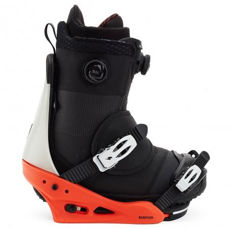 Attacco da Snowboard Burton Freestyle Uomo Red White Black