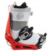 Attacco da Snowboard Burton Cartel Uomo Bright Red