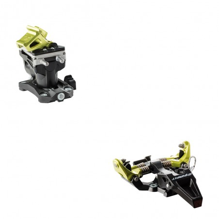 Attacco Dynafit Tlt Speed Radical Black Yellow