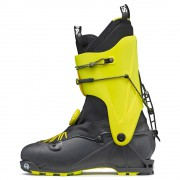 Scarpone Sci Alpinismo Scarpa Alien Adulto Carbon Grilamid Yellow Fluo
