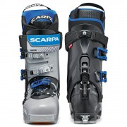 Scarpone Sci Alpinismo Scarpa Maestrale Xt Uomo Cool Gray Black Blue