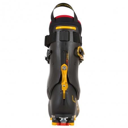 Scarpone Sci Alpinismo La Sportiva Skorpius Cr Uomo Black Yellow