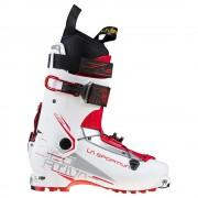 Scarpone Sci Alpinismo La Sportiva Stellar Donna White Garnet