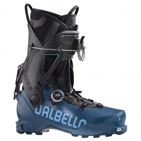 Scarpone Sci Alpinismo Dalbello Quantum Uomo Blue Black