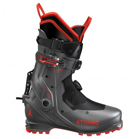 Scarpone Sci Alpinismo Atomic Backland Pro Uomo Anthracite Red