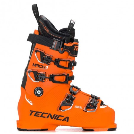 Scarpone da Sci Tecnica Mach1 Mv 130 Uomo Ultra Orange