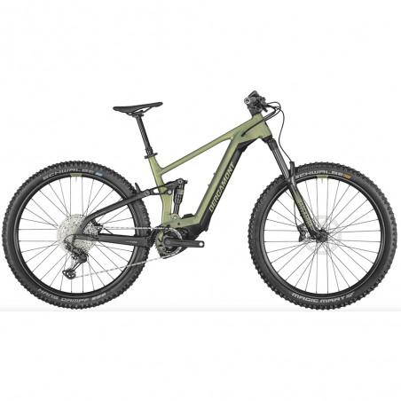 E-Bike Nuova Bergamont E-Trailster Pro Grigio Verde
