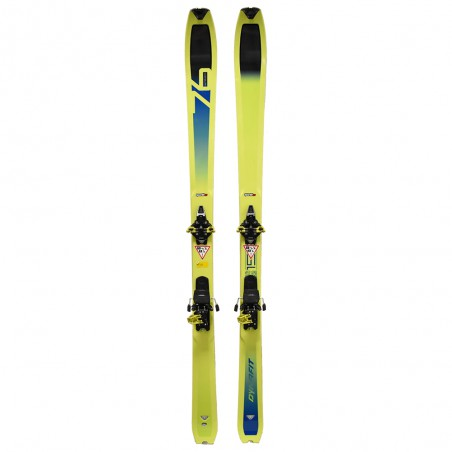 Completo Sci Alpinismo Usato Dynafit Speed 76 + Dynafit St Radical 2021