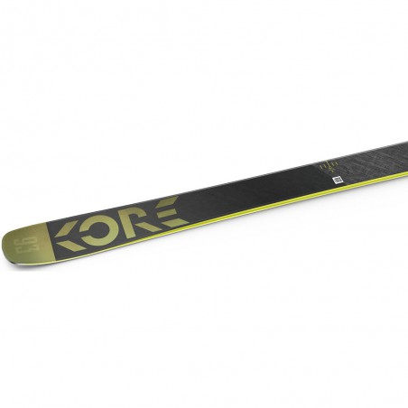 Sci Head Kore 93 Nero giallo